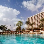 Abuja Hilton Pool