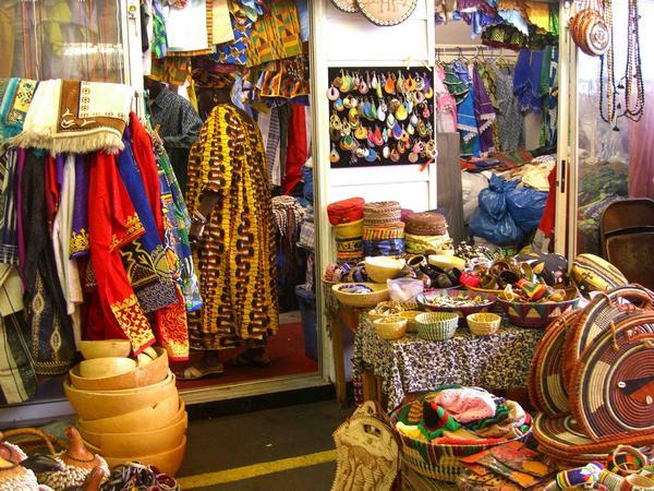 Abuja arts and crafts village naijametro for Art n craft store