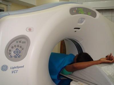 Abuja Clinics 4T Scanner