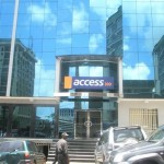 Access Bank, Lagos. Nigeria