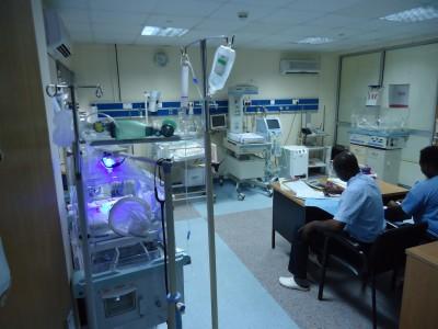Lagoon Hospital, Lagos. Nigeria